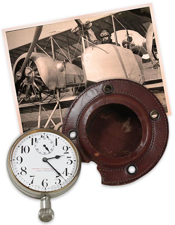 Une montre de bord centenaire - Le comptoir de l assurance ...