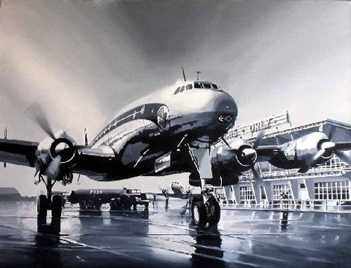 "Lockheed L-749 ""Constellation"""